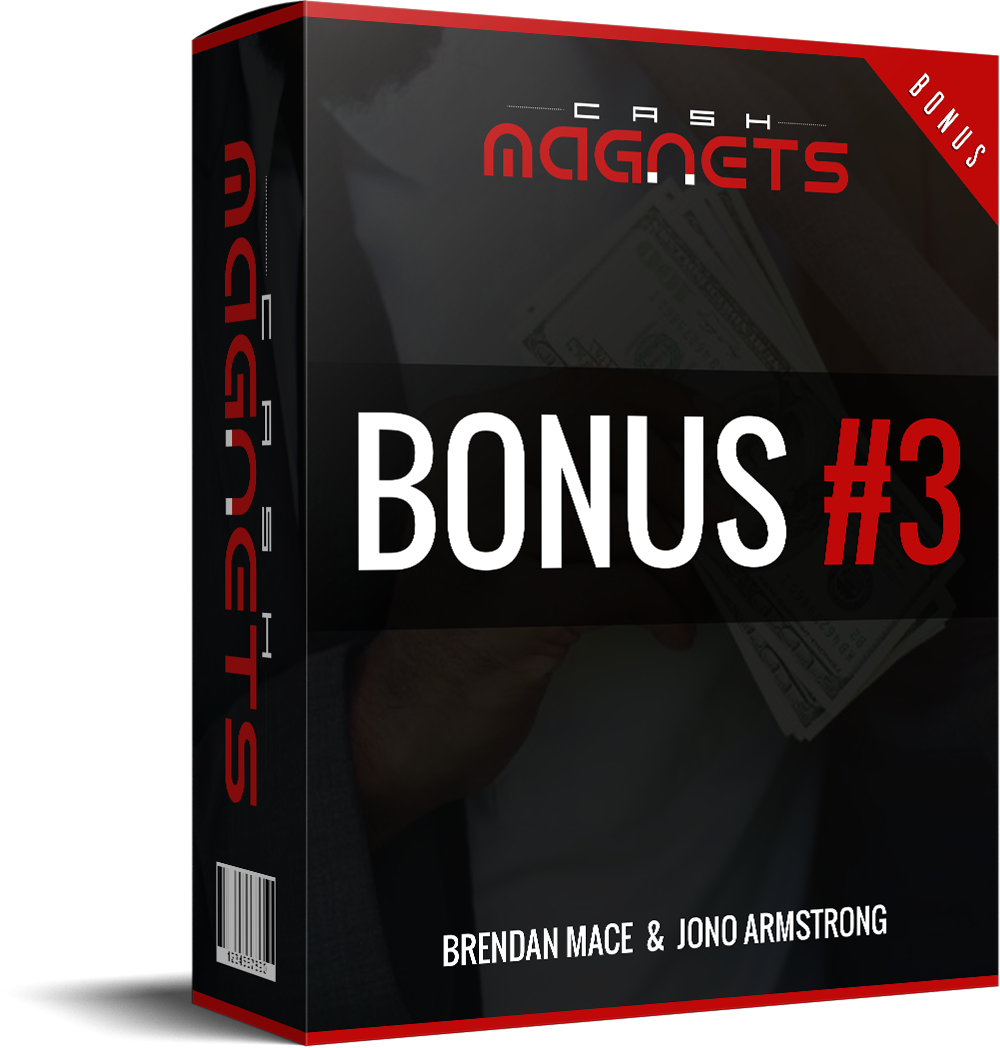 Cash Magnets Review bonus